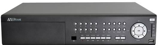 32路H.265数字硬盘录像机 AK-NVR7432