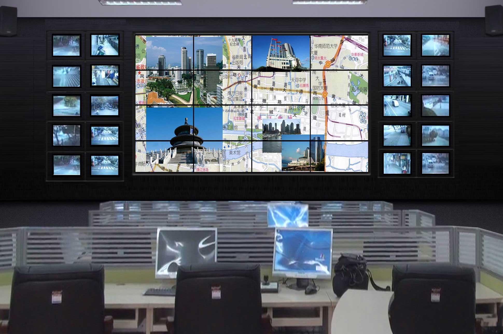 高端车4S店数字高清监控系统应用方案