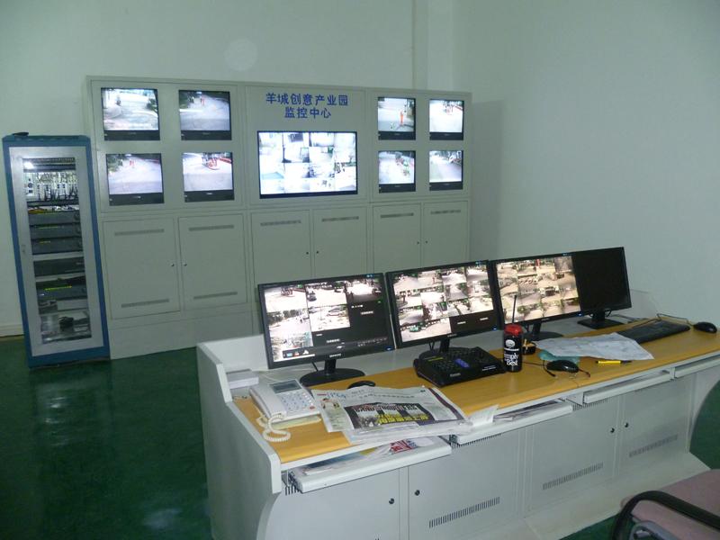 羊城创意产业园智能化系统工程